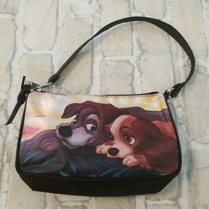 Other - lady and the tramp puppy purse